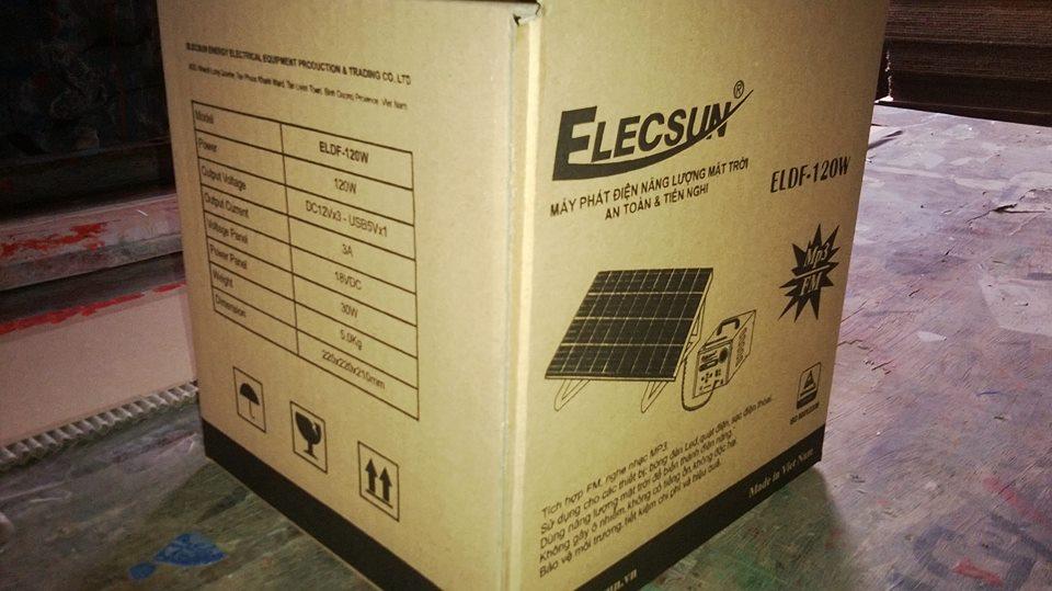 Thiết bị điện - Elecsun ELDF-120w