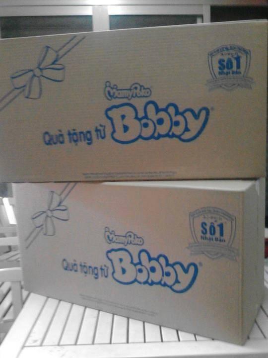 Bao bì  - Tã giấy BOBBY