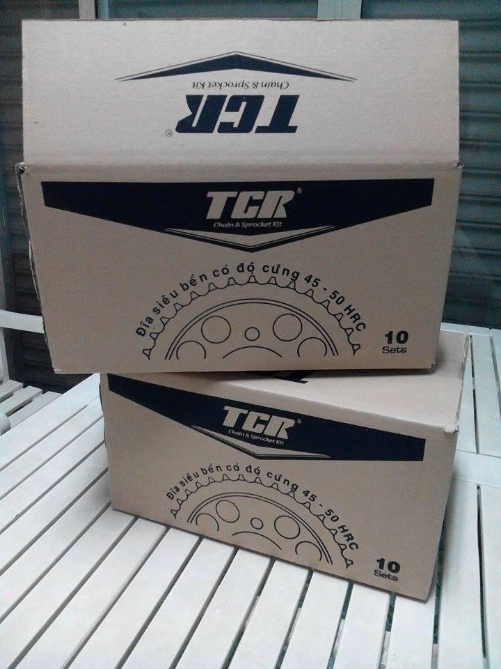 Bao bì - TCR
