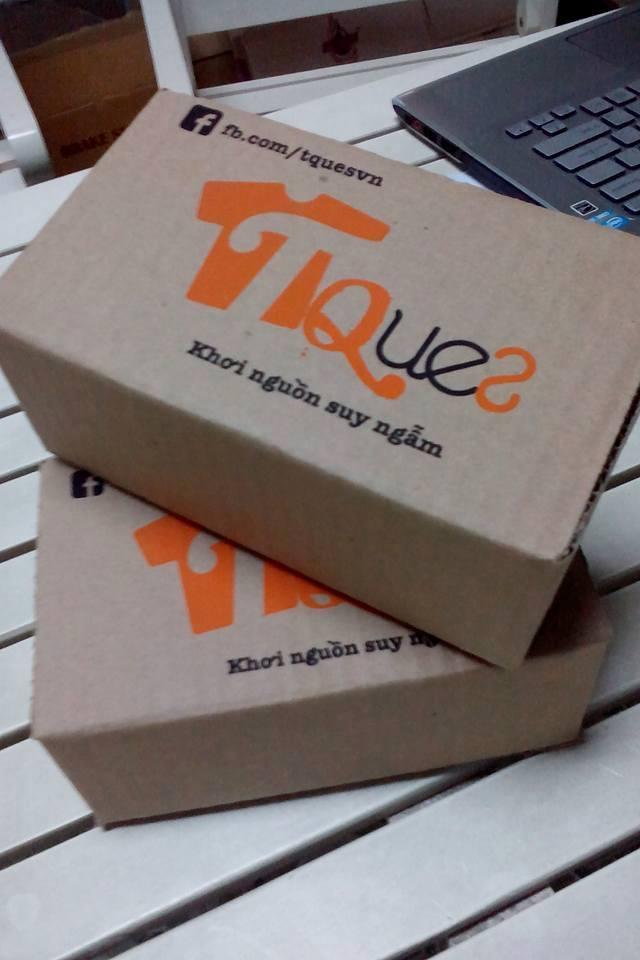 Bao bì - Tques