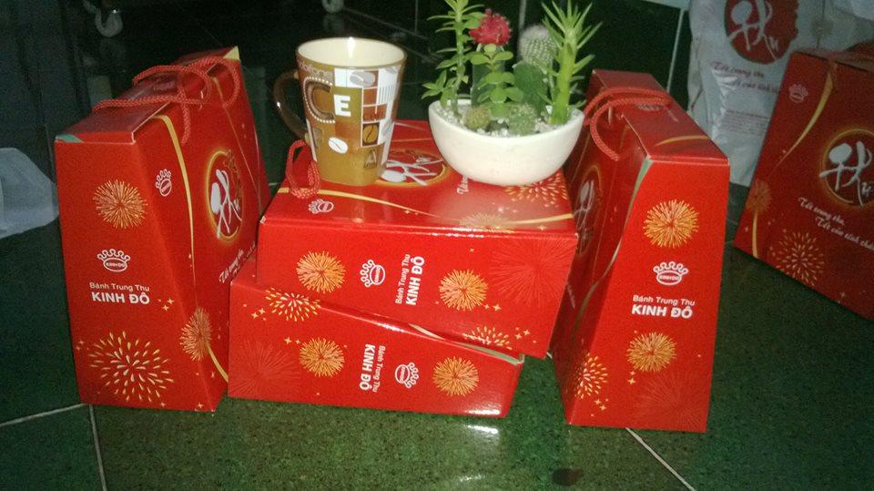 Bánh kẹo - Trung thu Kinh Đô